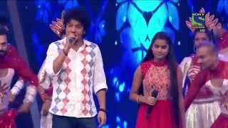 Indian Idol Junior 2015: Papon and Nahid-Moh Moh Ke Dhaage - Song - Dum Laga Ke Haisha