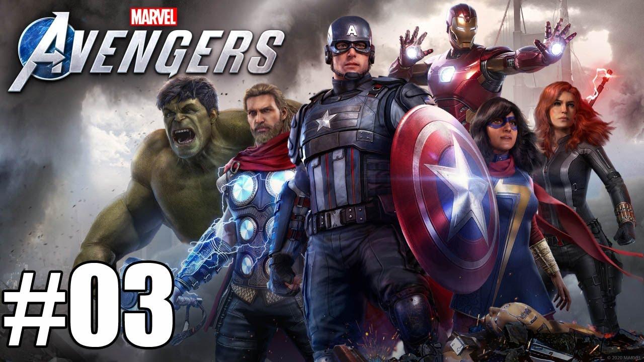 Marvel's Avengers #03
