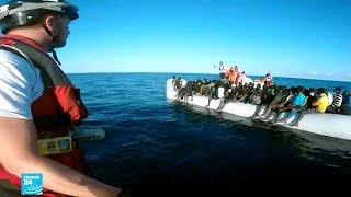 ليبيا-إيطاليا: المهاجرون بين نارين