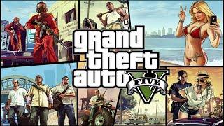Grand Theft Auto Online Heists Giveaway - GTA 5 Online Heists