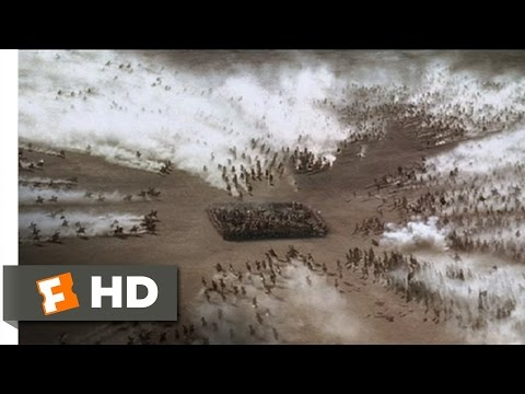 The Four Feathers (6/12) Movie CLIP - Surrounded (2002) HD