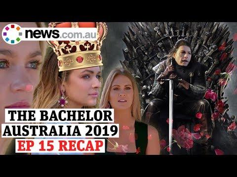 The Bachelor Australia 2019 Episode 15 Recap: Game Of Roses