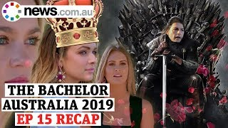 The Bachelor Australia 2019 Episode 15 Recap: Game Of Roses