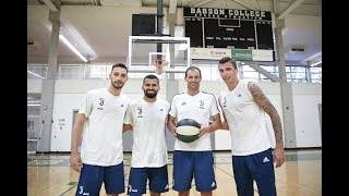 Welcome to Juventus Basketball Club!