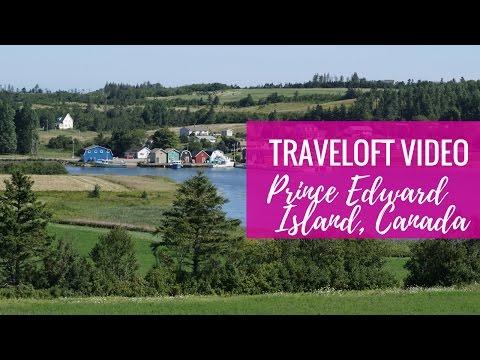 Travel Video: Prince Edward Island, Canada // August 2016