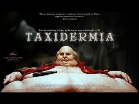 Таксидермия фильм 2006, ужасы, драма, комедия.