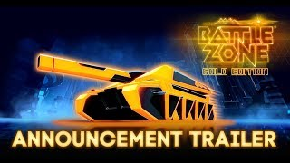 Battlezone: Gold Edition - Announcement Trailer | PC, Nintendo Switch, PS4, Xbox One