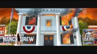 """Nancy Drew Soundtracks: Alibi in Ashes: """"Police_SFX"""""""