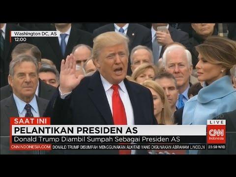 FULL: Pelantikan Donald Trump & Pidato Pertama sebagai Presiden Amerika Serikat Mp3