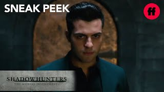 Shadowhunters | Season 1, Episode 3 Sneak Peek: Simon Pleads with Raphael | Freeform