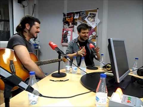 ¿Como llevais las horas previas al concierto? ALBERTO LEAL Y ALVARO RUIZ