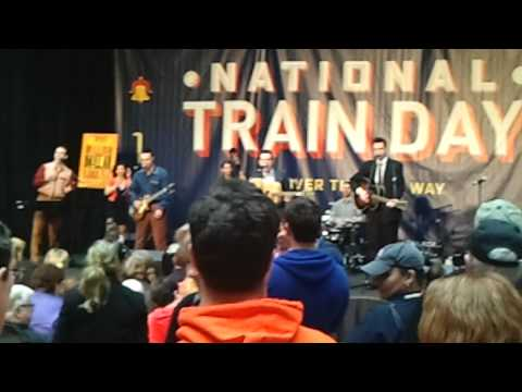 Million Dollar Quartet Live @ Chicago Union Station
