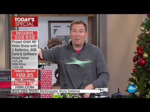 HSN | HSN Today: Electronic Gifts and Toys 11.23.2016 - 08 AM