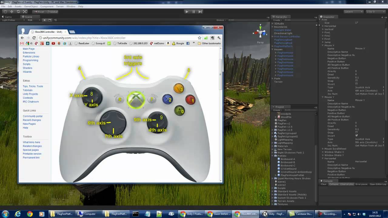 xbox 360 controller mapping software free
