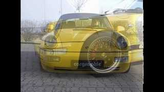 Airlift Suspension for Porsche 964 965 993 made by cargraphic