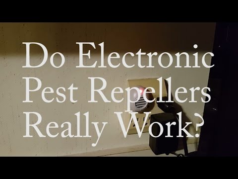 Two Year Update - Bell and Howell Electronic Pest Repellers