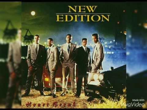 New Edition - Helplessly In Love (Full Version)