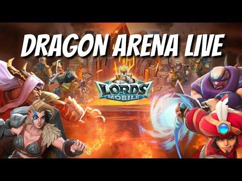 Dragon Arena Live - Lords Mobile
