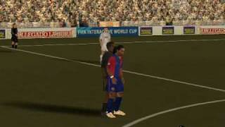 Sex In FIFA 07 Ronaldinho