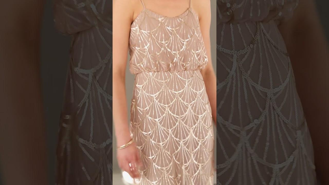 9d588968044 Bridesmaid Dresses 9018 - Sorella Vita - YouTube