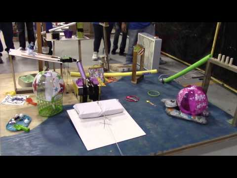 Cavazos Middle School // STEM Challenge 2015