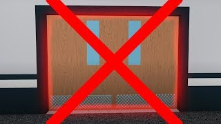 OMG! NO DOOR CHALLENGE! (Roblox Flee The Facility)
