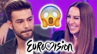 AGONEY A EUROVISIÓN!!?? ** EURODRAMA con MÓNICA ** (RESUMEN #OTGala11)