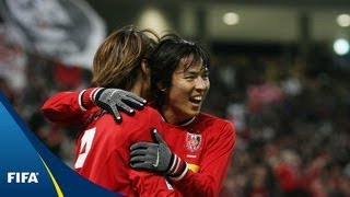 Club classic: A best-ever finish for Japan
