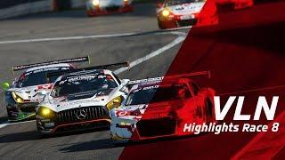 Highlights VLN Race 8