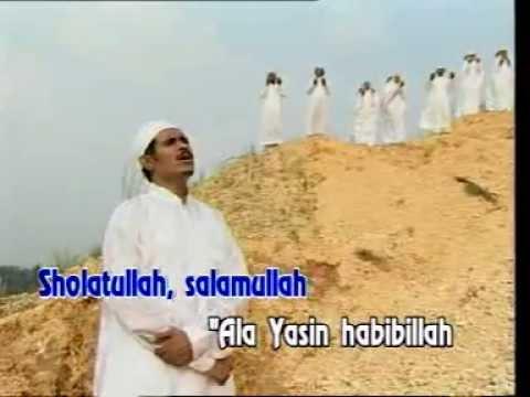 SHOLAWAT BADRIYAH - HADAR MUSTAFA - [Karaoke Video]