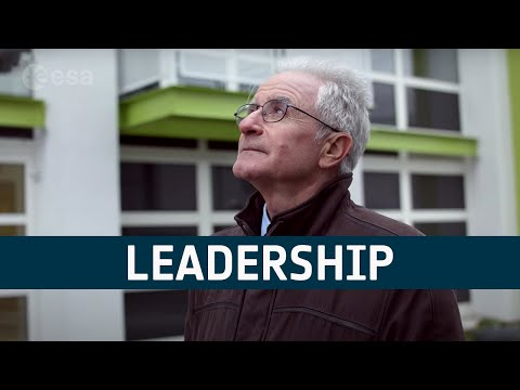 Leadership at Mission Control with Paolo Ferri | ESA Masterclass