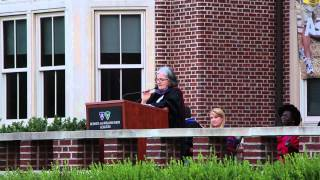 HWS Student Trustee Convocation Speeches 2013