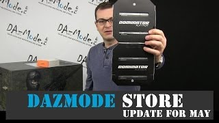 DazMode Store Update - May 2014