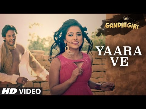 YAARA VE Video Song | Gandhigiri | Ankit Tiwari, Sunidhi Chauhan | T-Series