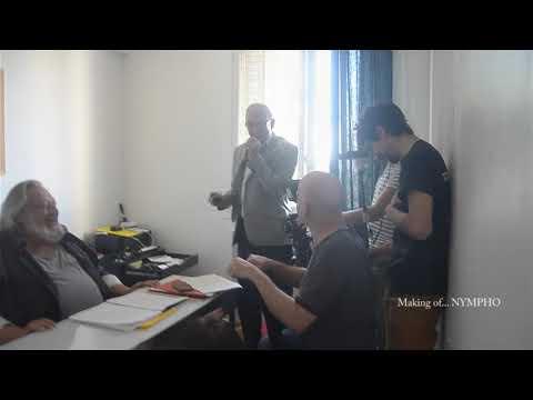 """NYMPHO """"extrait du making of"""" - Avec Jean-Claude Dreyfus..."""