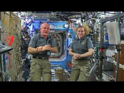 NASA Public Affairs interviews Expedition 48 Crew About Upcoming Activities