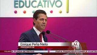 Aurelio Nuño presentó el nuevo modelo educativo