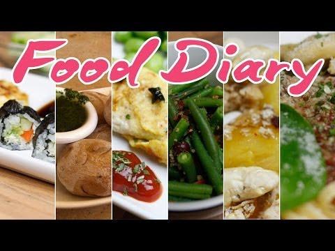 food-diary-//-vegetarisch,-gesund,-frisch.