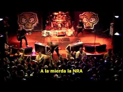 Goldfinger -  Fuck Ted Nugent subtitulado español