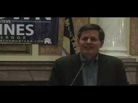 Steve Daines Announces Candidacy for Lt. Governor