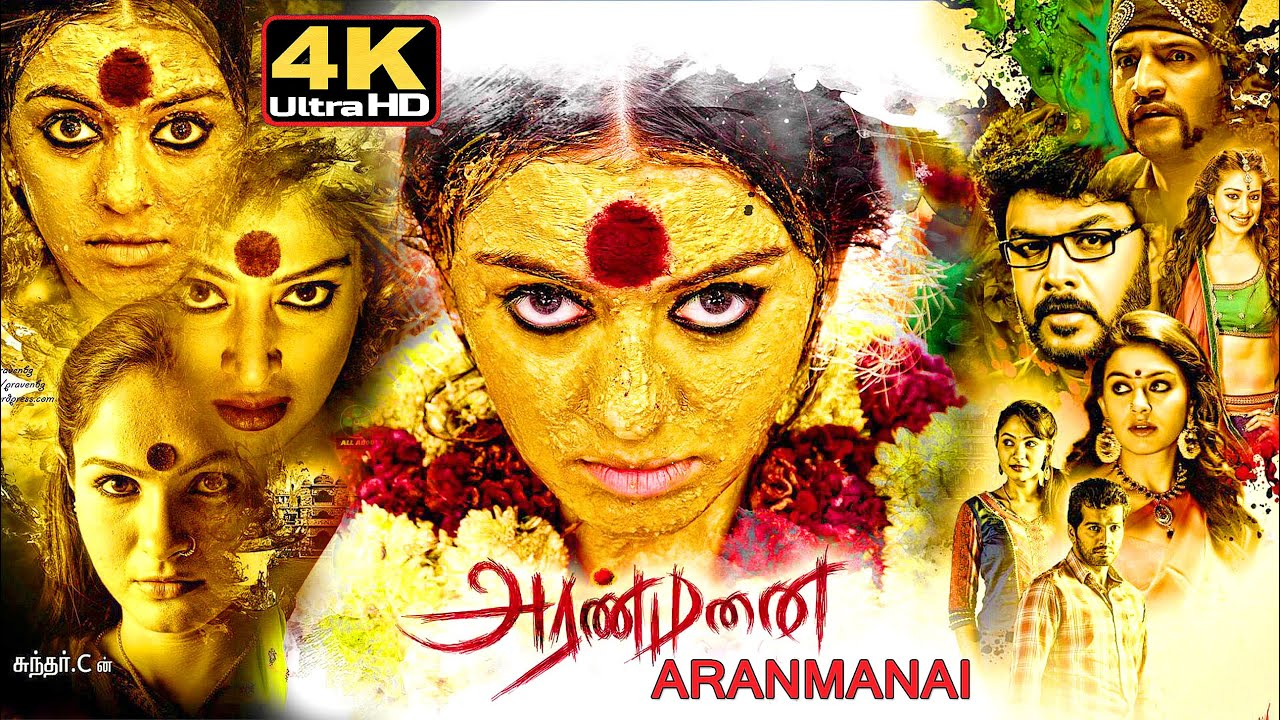 The movie will arrive in theatres on 14 october for the dussehra weekend. aranmanai tamil full movie - 4k | new exclusive release