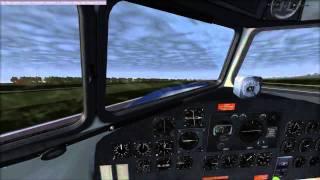 flightgear douglas dc 3 c47 howto