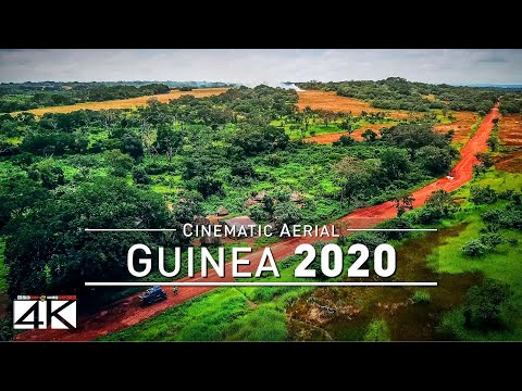 【4k】drone-footage-|-visiting-west-africa---guinea-2019-..::-cinematic-aerial-film-|-conakry-+-tanene