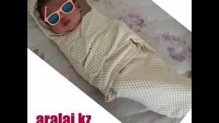 Пеленка кокон на aralai.kz(, 2016-08-10T08:48:05.000Z)