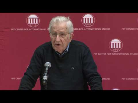 Starr Forum: Racing to the Precipice: Global Climate, Political Climate