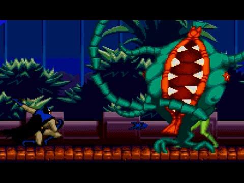 The Adventures of Batman & Robin (SNES) Playthrough - NintendoComplete