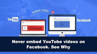 Why you should never embed YouTube videos on Facebook. - JeetCast 01
