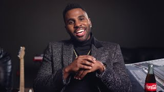The Coca-Cola Anthem for the 2018 FIFA World Cup™ Jason Derulo Partnership Announcement