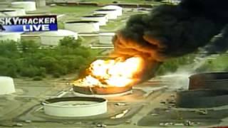 2008 Gasolin tank explosion--fire in Kansas City_ 3june2008