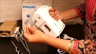 Philips HR1459 Hand Mixer Unboxing and Review | Best Hand Mixer | Best Mixer